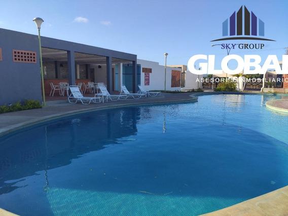 Casa En Tucacas, Res. Casas Del Mar. Glc-388