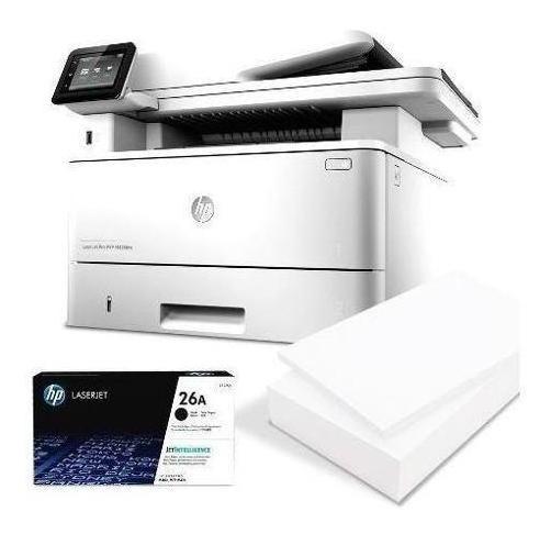 Impresora Multifuncional Láser Hp Pro M426fdw F6w15a + Resma