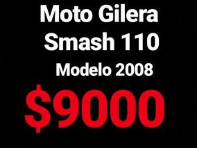 Gilera Smash 2008