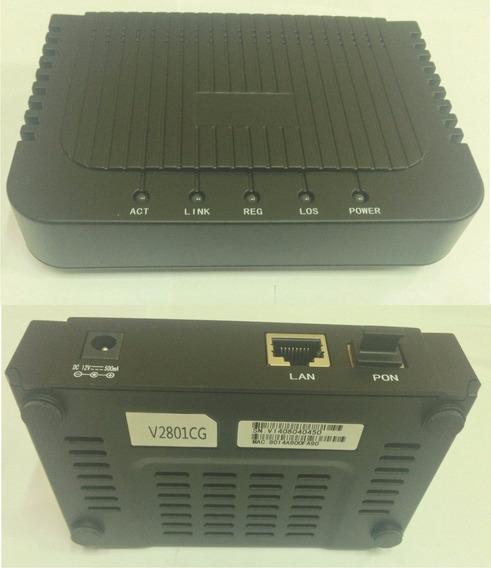 Onu Epon V2801cg Chipset Cortina (funciona Com Fh)