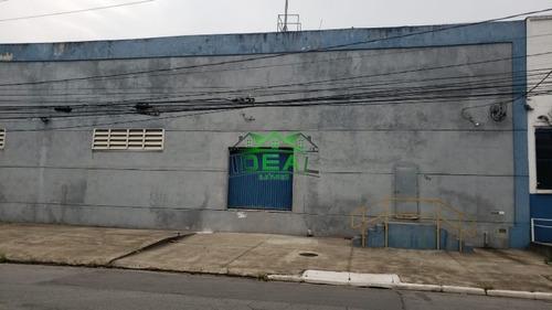 Imagem 1 de 12 de Galpão Para Locação No Bairro Vila Leopoldina, 1.543 M, 1.740 M - 1543