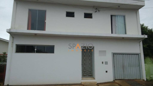 Imagem 1 de 17 de Sobrado Com 4 Dormitórios À Venda, 200 M² Por R$ 780.000 - Estádio - Rio Claro/sp - So0044