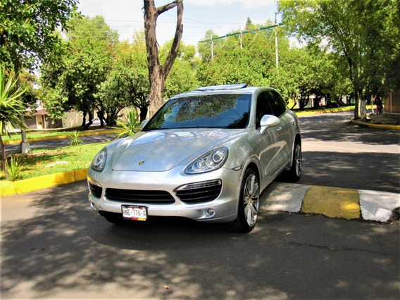 Cayenne V6 2011 Solo 68 Mil Km Impecable