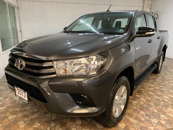 Toyota Hilux Extremadamente Nueva Factura Original Preciosa