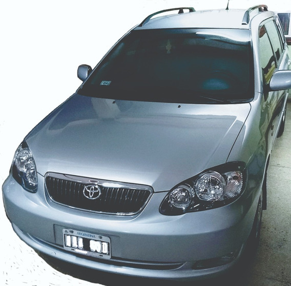 Toyota Corolla Fielder At 2008