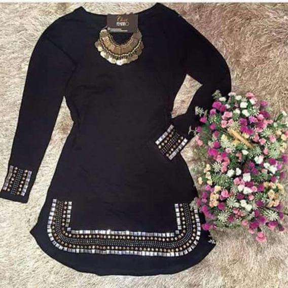 Vestido Pedraria Barato