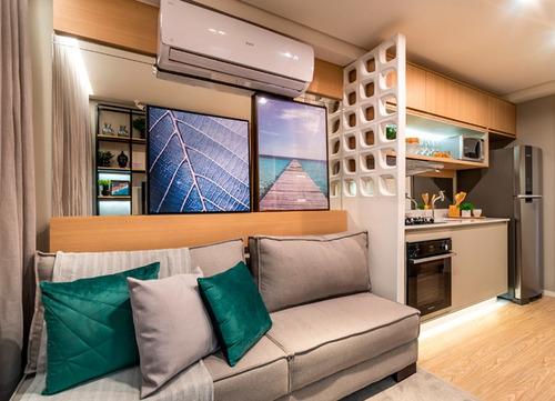 Imagem 1 de 13 de Apartamento Com 1 Dormitório Brás