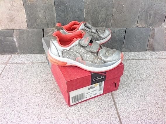 Zapatos Clarks De Niña