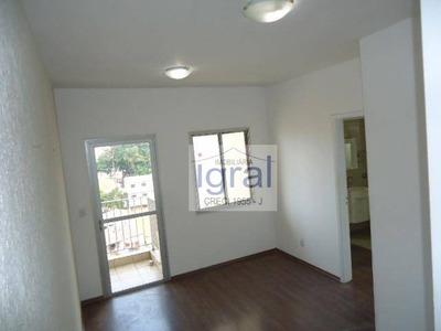 Apartamento Com 2 Dormitórios Para Alugar, 60 M² Por R$ 1.300/mês - Vila Parque Jabaquara - São Paulo/sp - Ap0560