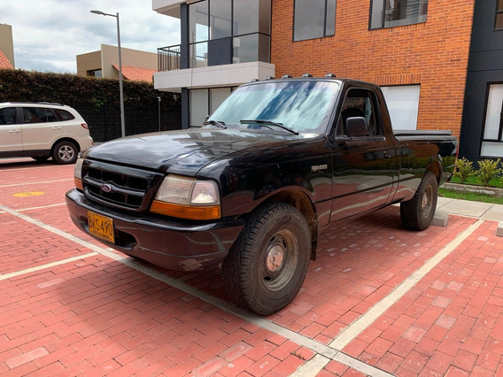 Ford Ranger Xl, 2.5 Platon Extralargo Mod 98