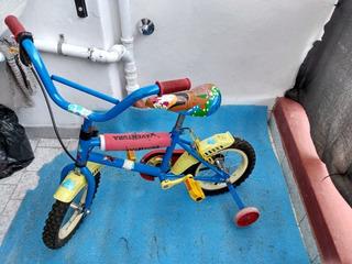 Bicicleta Usada R 12 Niño.