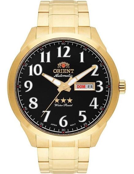 Relógio Orient Masculino Automático 469gp074 P2kx