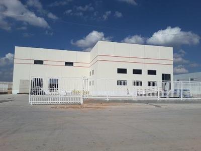 Jn- Nave Industrial Parque Pia A Estrenar
