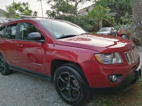 Vendo Jeep Compass 2012 A Gasolina Y Glp - Full Equipo