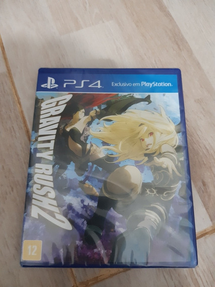Gravity Hush 2 Playstation 4 Midia Fisica