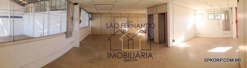 Imagem 1 de 6 de Galpão Industrial Para Locação, Parque São George, Cotia - Ga0015. - Ga0015