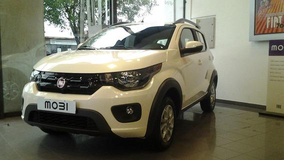 Fiat Mobi Entrega Inmediata Minimo Anticipo Tasa 0% M-