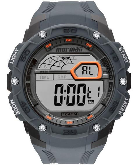 Relógio Mormaii Masculino Mo9670ac/8c C/ Garantia E Nf