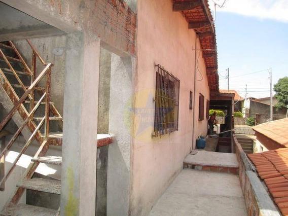Casa Residencial À Venda, Jardim Alvinópolis, Atibaia - Ca1177. - Ca1177