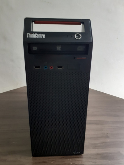 Cpu Lenovo Core 2 Duo 2.93ghz 2gb Hd 320 Dvd Brinde Tec/mou