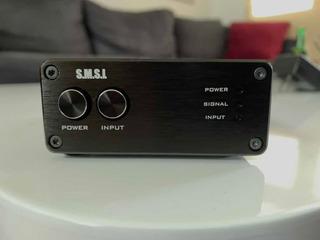 Dac S.m.s.l Sd-793 24 Bits 96khz / Smsl