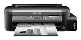 Impressora Epson Monocromatica M105 Ecotank Wifi Nova