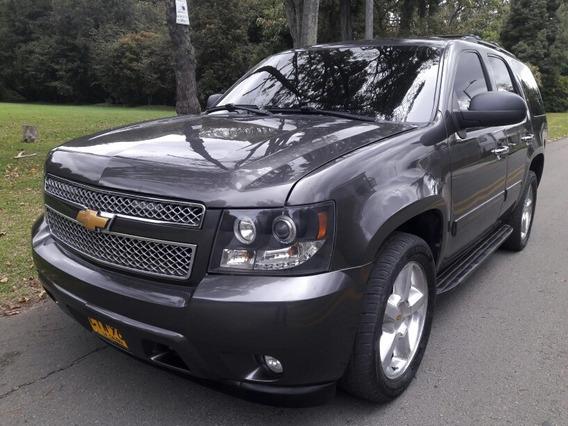 Chevrolet Tahoe Blindaje3 ,7 Puestos 4x4 Aut Techo Cuero Ful