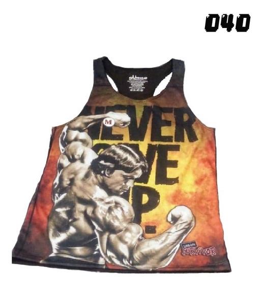 Camiseta Olimpica Caballero