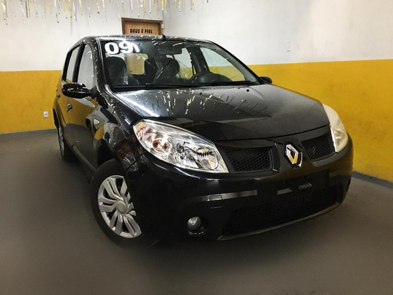 Renault Sandero Privilege 1.6 Completo 2009