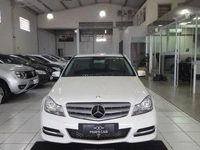 Mercedes-benz C 180 1.8t 16v Cgi 2012