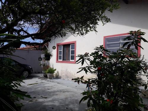 Casa Para Venda Em Itanhaém, Jardim Regina, 5 Dormitórios, 3 Banheiros, 4 Vagas - It026_2-1154839