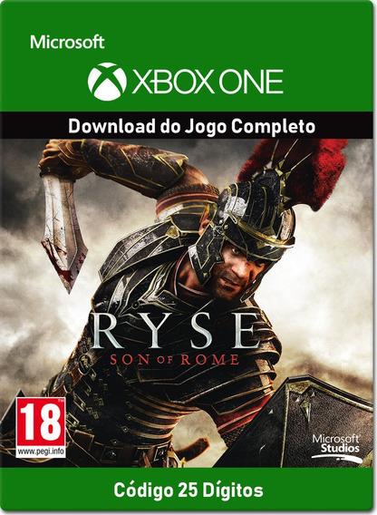 Ryse: Edição Lendária - Xbox One - Código 25 Dígitos