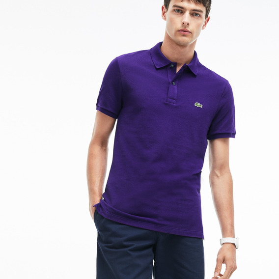 Exclusiva Polo Lacoste Slim Fit 4xl Reducida A 2xl