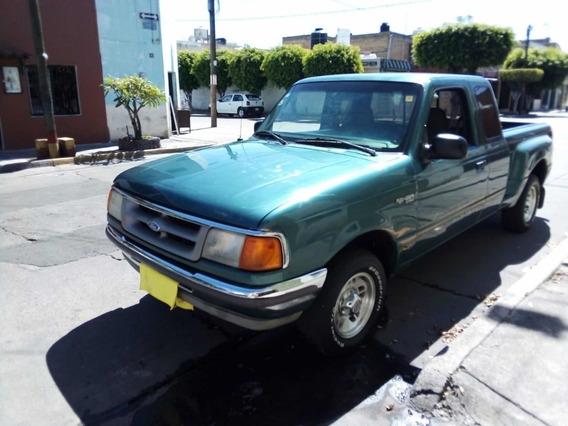 Ford Ranger Xlt M/t 4cil