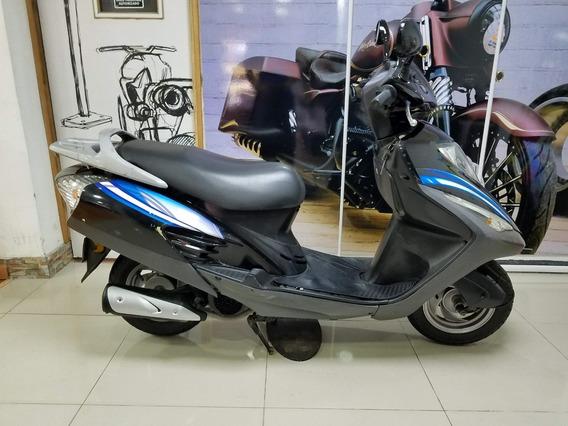 Honda Elite 125 2011
