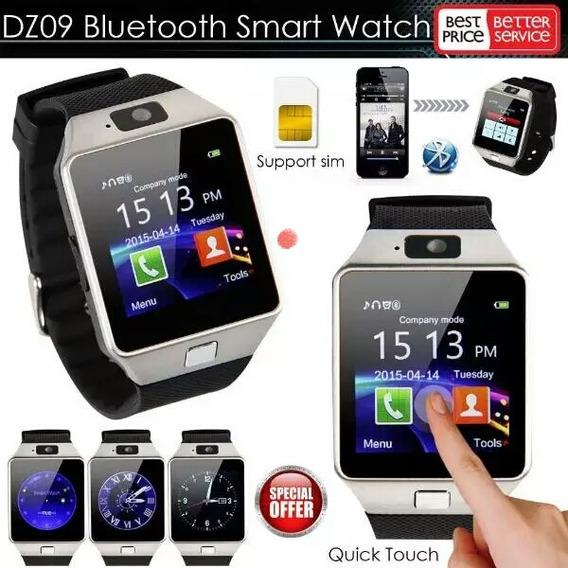 Smart Watch Dz09 Sync Notificador De Apoyo Sim Tf Conectivid