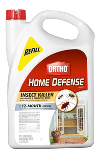 Repuesto De Insecticida Home Defense Max Ortho 5 L