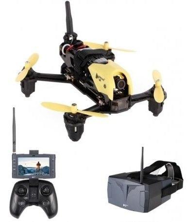 Drone The Hubsan Storm X4 H122d Com Câmera Hd + Goggle + Lcd