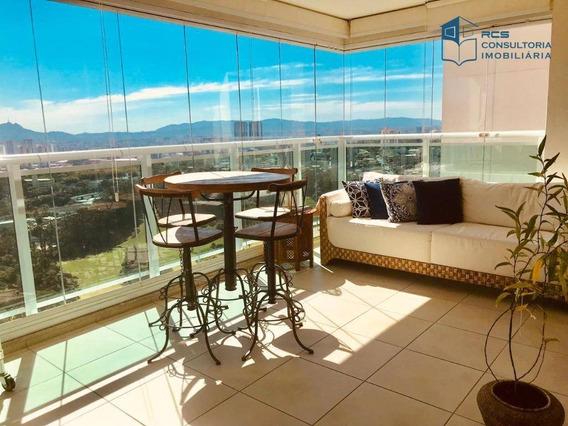 Espetacular Apartamento Para Venda No Jardim Adalgisa Em Osasco - 194m² - R$ 1.787.000,00 - Ap10794