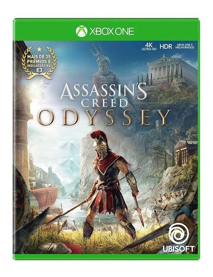 Assassins Creed Odyssey - Xbox One - Usado - Original