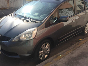 Honda Fit Ex At Ba Cvt 2010