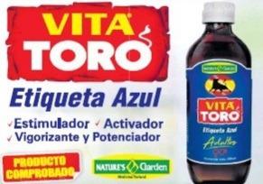 Vita Toro Azul