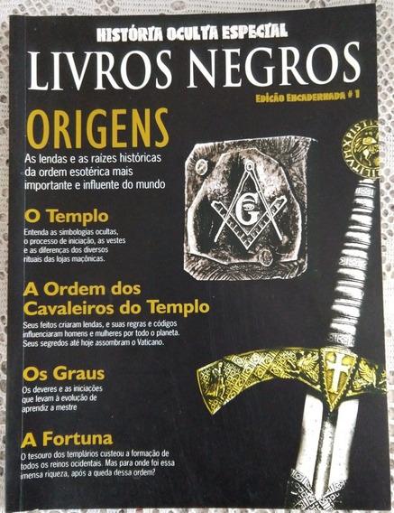 História Oculta Especial - Livros Negros