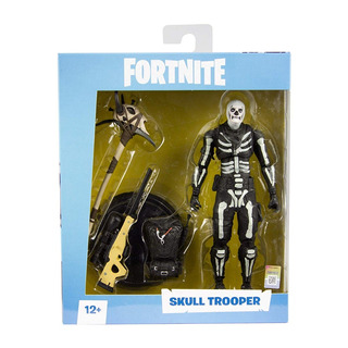 Skull Trooper Fortnite - Mc Farlane Toys
