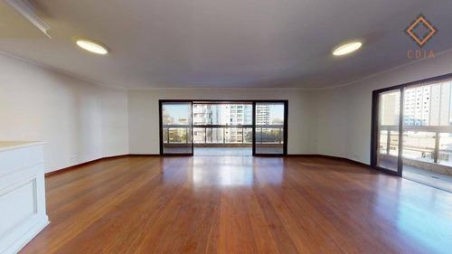 Apartamento Para Compra Com 4 Suítes E 4 Vagas Localizado Na Aclimação - Ap53724