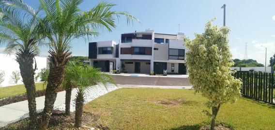 Preciosa Casa En Boca Del Rio A 3 Minutos De Plaza El Dorado