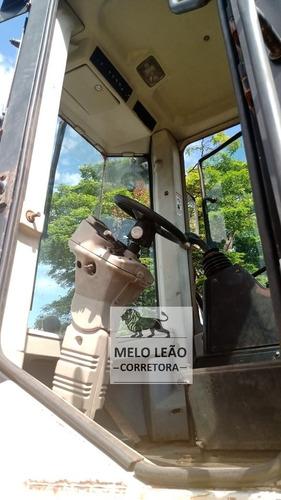 Pá Carregadeira New Holland W160 - Ano 2007