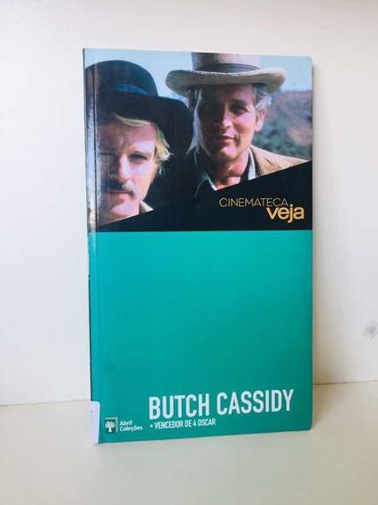 Livro - Cinemateca Veja - Butch Cassidy (cinemateca Veja)