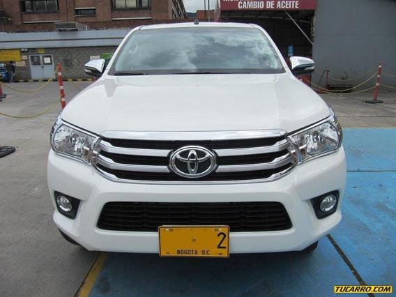 Toyota Hilux 2800cc 4x4