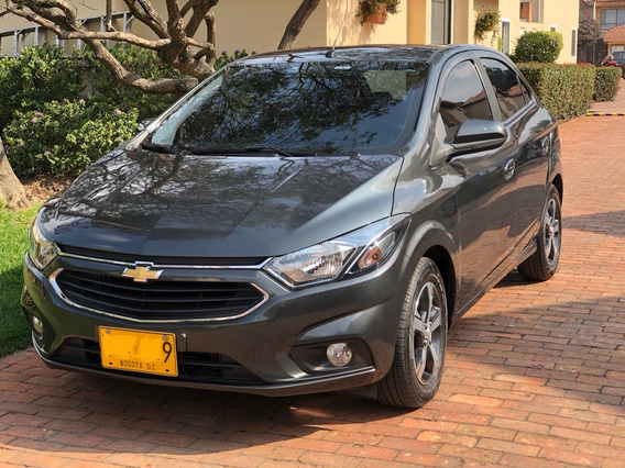 Chevrolet Onix Ltz Automatico 2017
